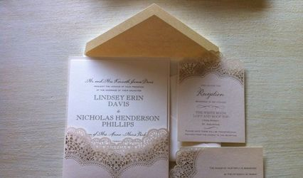 Maureen H. Hall Stationery and Invitations
