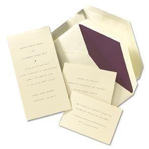 Tmx 1246313108908 CraneTealengthinvite Winter Park, Florida wedding invitation