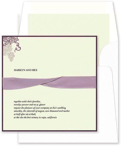 Tmx 1267757363199 CheckerboardVinerywedding Winter Park, Florida wedding invitation