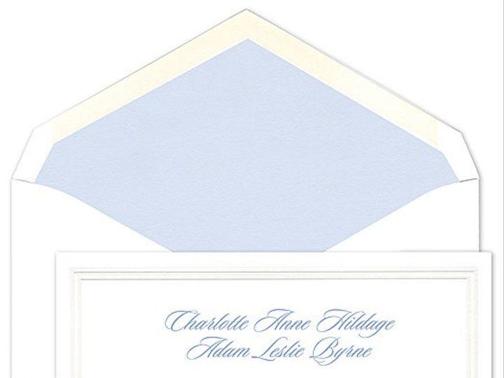 Tmx 1273784702517 ChloeBWeddingInvite5 Winter Park, Florida wedding invitation