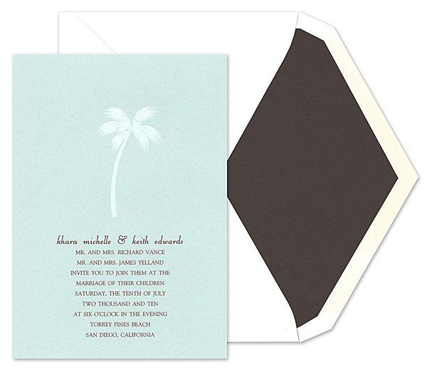 Tmx 1273784705720 ChloeBWeddingInvite8 Winter Park, Florida wedding invitation