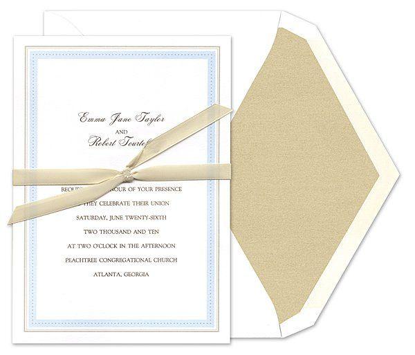 Tmx 1273784710392 ChloeBWeddingInvite12 Winter Park, Florida wedding invitation