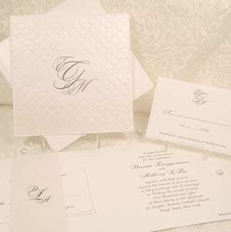 Tmx 1273784714752 ArleneSegalDesignsWeddingInvite4 Winter Park, Florida wedding invitation