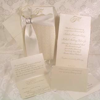 Tmx 1273784714955 ArleneSegalDesignsWeddingInvite5 Winter Park, Florida wedding invitation