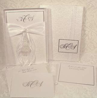 Tmx 1273784722142 ArleneSegalDesignsWeddingInvite10 Winter Park, Florida wedding invitation