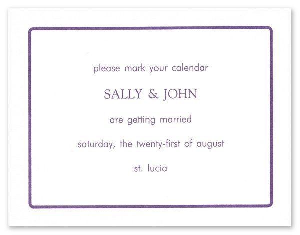 Tmx 1273797207534 ChloeBSavethedate1 Winter Park, Florida wedding invitation