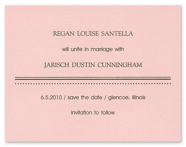 Tmx 1273797215862 ChloeBSavethedate4 Winter Park, Florida wedding invitation