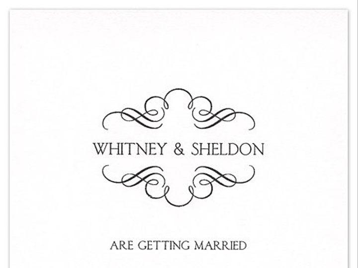 Tmx 1273797218628 ChloeBSavethedate6 Winter Park, Florida wedding invitation