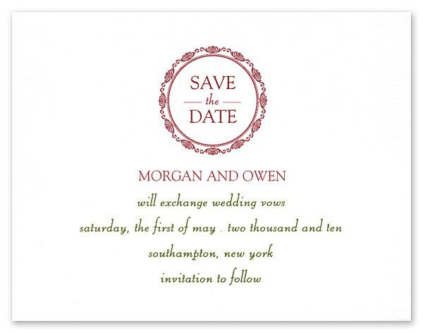 Tmx 1273797218643 ChloeBSavethedate7 Winter Park, Florida wedding invitation