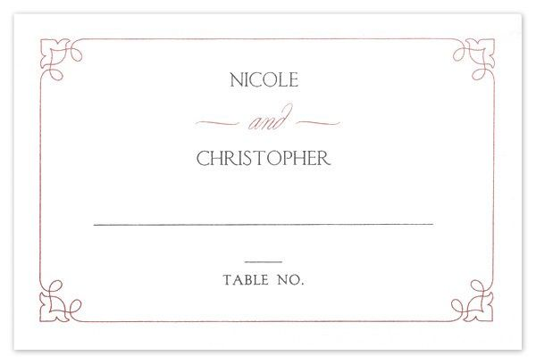 Tmx 1273797758128 ChloeBTableCard1 Winter Park, Florida wedding invitation