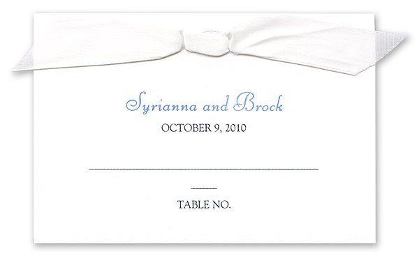 Tmx 1273797758299 ChloeBTableCard2 Winter Park, Florida wedding invitation