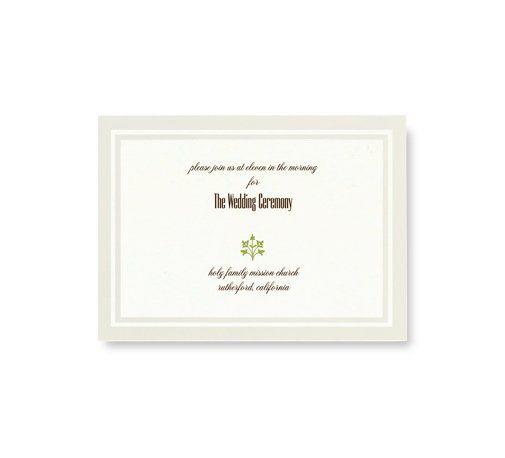 Tmx 1273797778534 RitaRenningTableCard4 Winter Park, Florida wedding invitation
