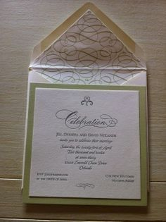 Tmx 1400089311746 8bda9f2d94a1244da0ddc2cea565a1d Winter Park, Florida wedding invitation