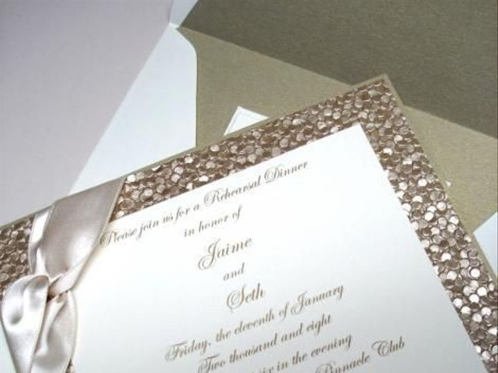 Tmx 1400089333332 A4234871e52ab0ff23c7c997cc2d258 Winter Park, Florida wedding invitation