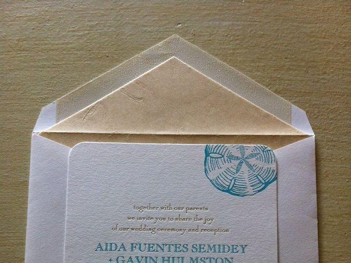 Tmx 1400089347850 Bf8980c4bde41bfb0f3fbce037aeff8 Winter Park, Florida wedding invitation