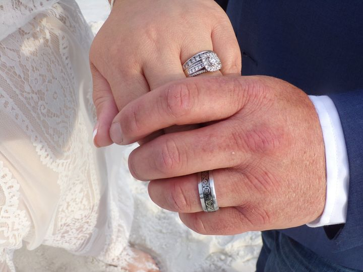 Our Couple's Rings