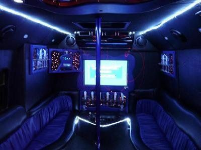 San Francisco Party Bus: Visit us on the web @ www.hobolimo.com or call toll free 866 720 4626 Seats...