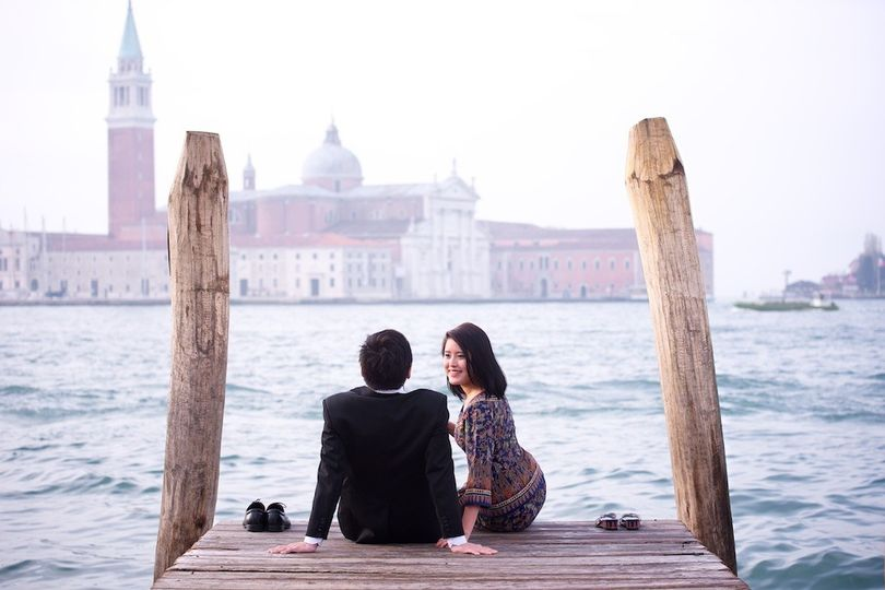 venezia servizio prematrimoniale engagement sessio