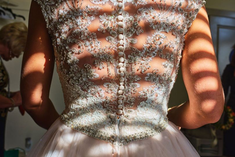 Shadows on the Dress