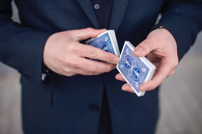 Harrison Kramer card magic