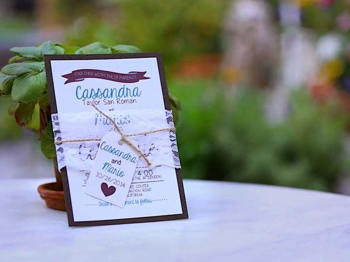 Tmx 1437497716277 Ms6 Ashburn wedding invitation
