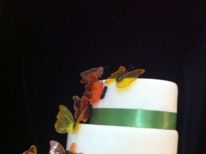 Tmx 1354719669669 2012101914.28.15 San Antonio, TX wedding cake