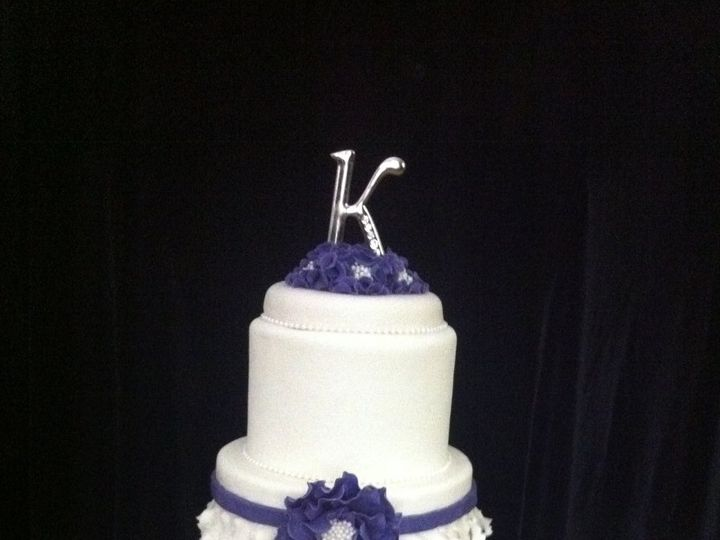 Tmx 1354719688317 2012101915.34.28 San Antonio, TX wedding cake