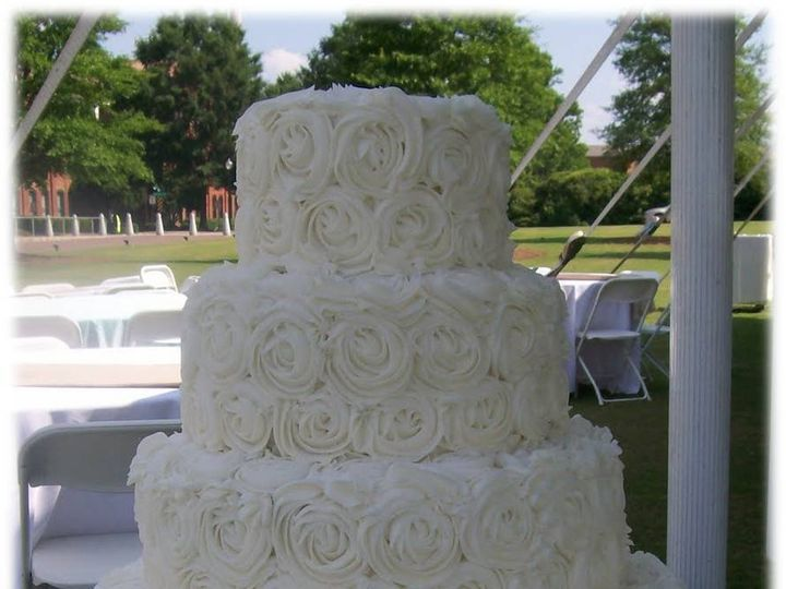 Tmx 1357790862269 Roses San Antonio, TX wedding cake