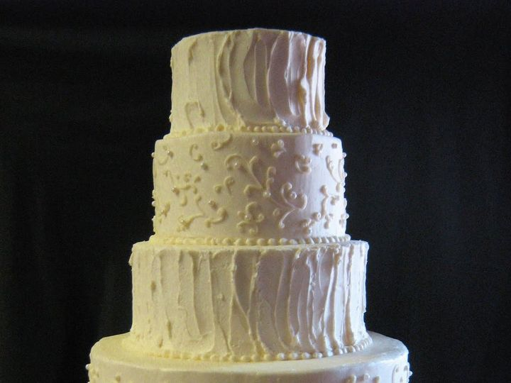Tmx 1357791286933 Roughpiped San Antonio, TX wedding cake