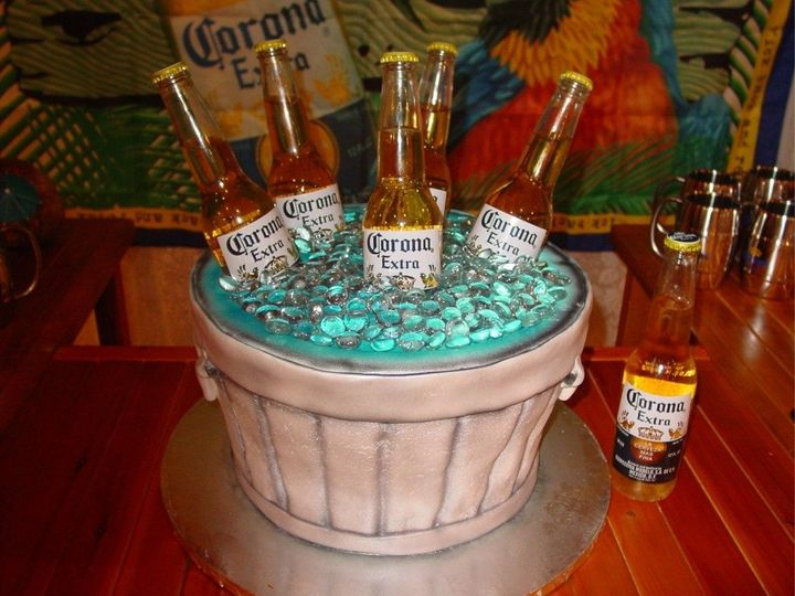 Tmx 1362968164146 BucketOBeer San Antonio, TX wedding cake