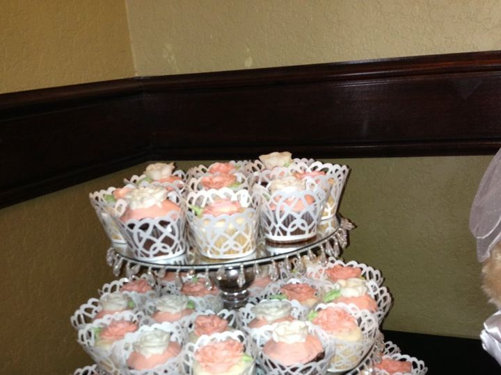 Tmx 1362968440038 2013030915.47.25 San Antonio, TX wedding cake