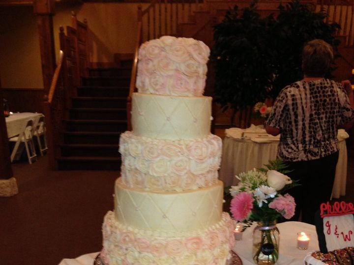 Tmx 1362968466635 2013030818.30.54 San Antonio, TX wedding cake