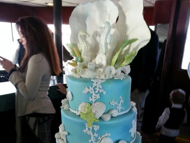 Tmx 1365042689176 Sea Horse San Antonio, TX wedding cake
