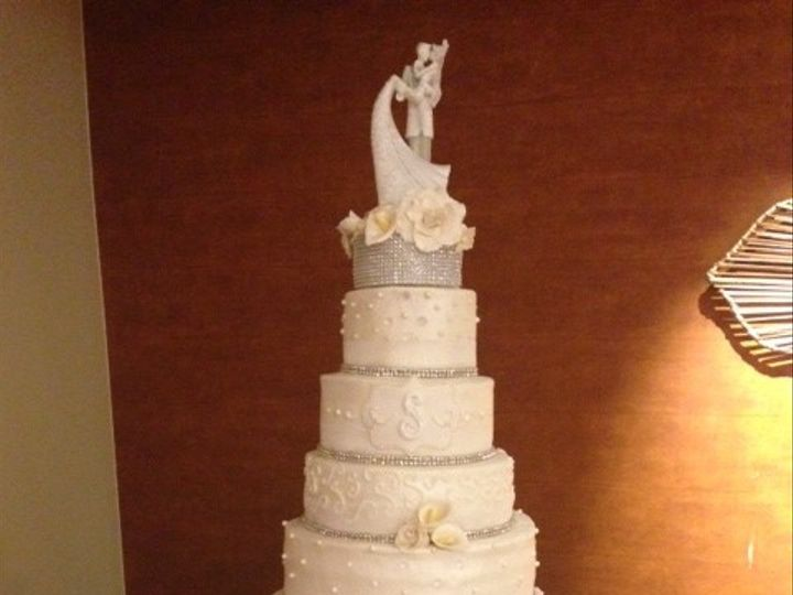 Tmx 1386688071091 Photo 3 San Antonio, TX wedding cake