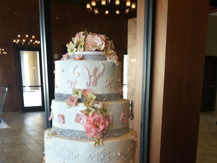 Tmx 1386688637016 Photo1 San Antonio, TX wedding cake