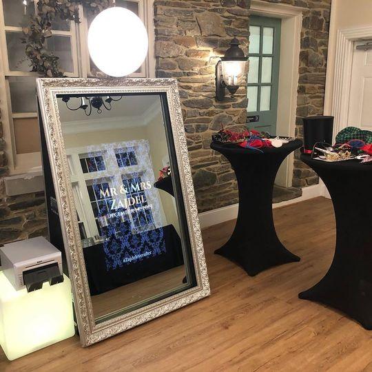Silver Mirror Photo Booth, LLC