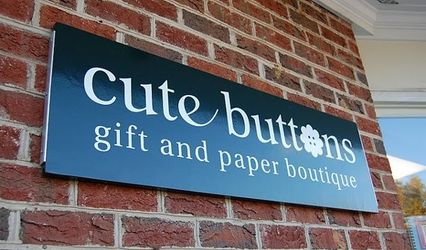 cute buttons gift and paper boutique