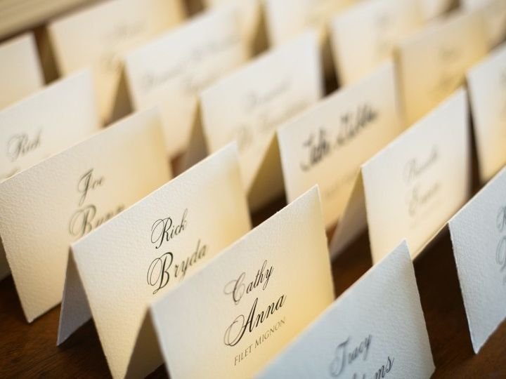 Tmx 1428354807018 Place Cards For Event Or Wedding Morrisville wedding invitation