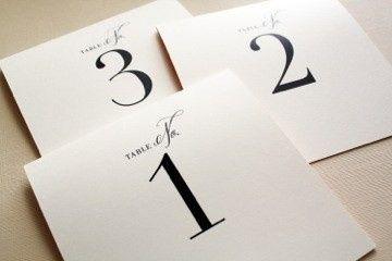 Tmx 1428371811456 Wedding Table Numbers Raleigh, NC wedding invitation