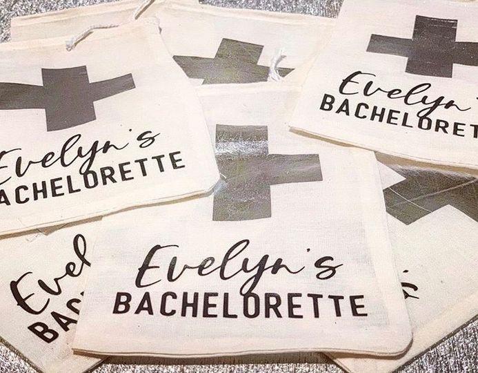 Bacherlorette hangover bags
