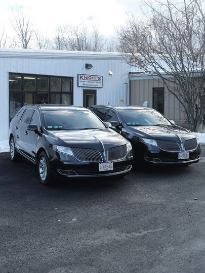 Lincoln MKT Towncars