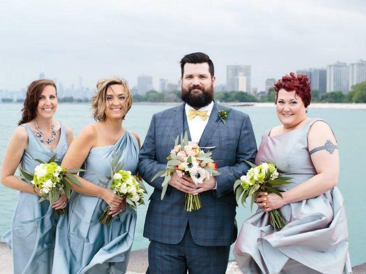 Tmx 1446652179492 1114447410155737761445253842593599396633536n Chicago, IL wedding beauty