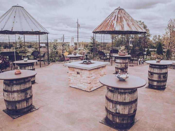 Tmx 1458880625070 Gazebos.winegarden Hortonville, WI wedding venue