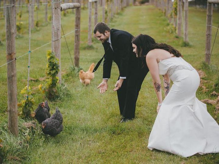 Tmx 1484793354905 Bride.groom.chix Hortonville, WI wedding venue