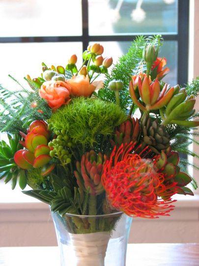 Succulent Paradise Bouquet