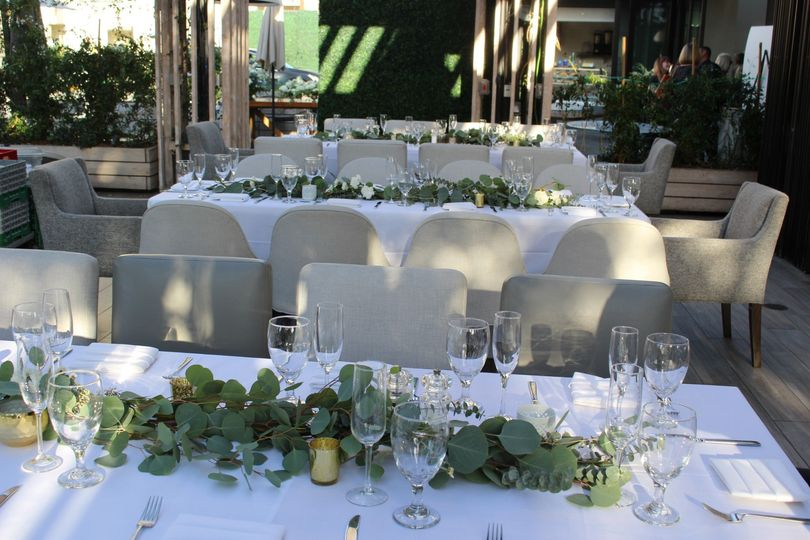 Wedding at the Lot