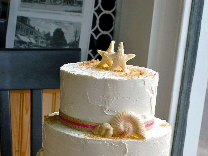 Tmx 1437881914063 Specialtycakepinkbeach Hampton, NH wedding cake