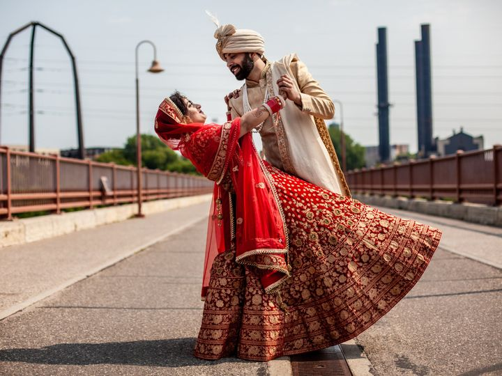 Tmx Palak Nakhil Minnesota Wedding 2020 8 51 1009189 159941025349646 Saint Paul, MN wedding photography