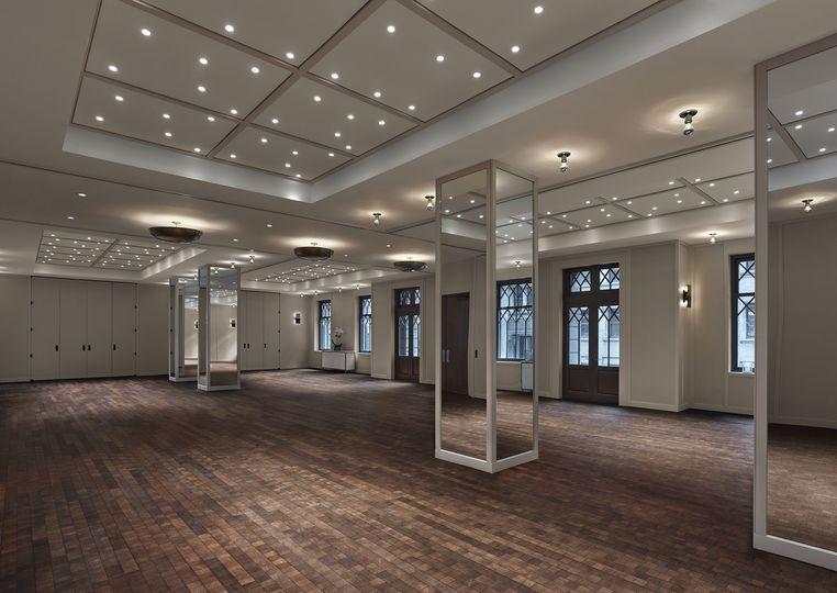 redbury ballroom empty