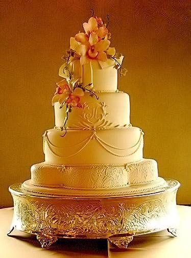 Tmx 1241546832906 Weddingcake10 Altamonte Springs wedding cake